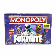 Monopoly Fortnite Edition Board Game Kids Play Family Night Party Games ... - $30.19