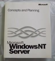 Microsoft windows nt server   concepts   planning thumb200