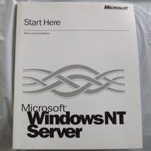 Microsoft windows nt server   basics   installation thumb200
