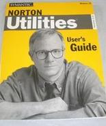 Norton Utilities - User Guide - Symantic - $8.45