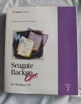 Seagate backup exe for windows nt   admin guide thumb200