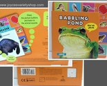 Babbling pond childrens book collage thumb155 crop