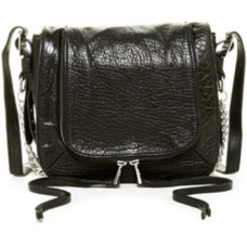 Ash Jax Studded Leather crossbody black $160 - $999.00