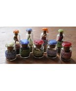 ONE SPELL VIAL OF CHOICE MANY SPELLS SEALED BOTTLES WITCH Cassia4  - $30.00