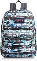 JanSport Superbreak Student Backpack - Multi Blue Splish Splash - $42.99
