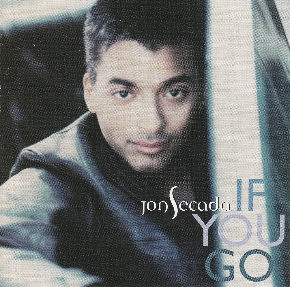 Jon Secada If You Go CD