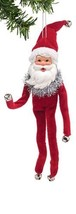 "Department 56 ""Santa Ornament"" #4032966 [Kitchen]"