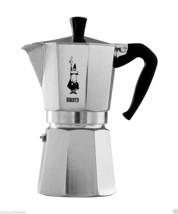 New Bialetti Moka Express Stovetop Espresso Maker 9 Cup - $38.69