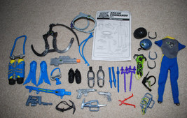 Max Steel Arctic Commando Assorted Doll Accessories LOT - $24.23