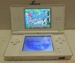 Nintendo DS Lite White Handheld Video Game Console - $60.78