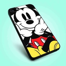 Mickey Mouse Selfie iPhone 4 4S 5 5S 5C 6 Samsung Galaxy S3 S4 S5 Case - $12.99