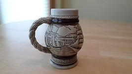 "Avon Beer Stein 4"" Tall 1982 Tall Ships Schooners Serial Made in Brasil - $3.90"