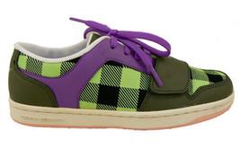 Creative Recreation Damen Militär Lila Grape Buffalo Cesario Lo Schuh Sneaker