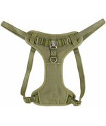 Good2Go Padded Step-in Dog Harness, Size Small Color Green - $27.10