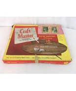 Vtg Craftmaster Numbered Oil Painting Set Series 18 - $4.95