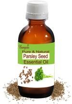 Parsley Seed Pure Natural Essential Oil 50 ml Petroselinum Crispum by Bangota - $21.42