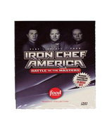 Iron Chef America: Battle of the Masters - $19.95