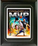 Stephen Curry MVP 11x14 Deluxe Frame - $29.00