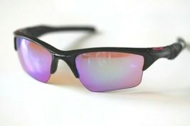 5de68173e1fd Custom Oakley Half Jacket 2.0 XL Sunglasses Polished Black W  PRIZM GOLF  Lens -  89.09