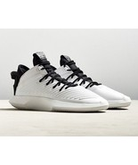 NEW W/O BOX Adidas Originals Crazy 1 ADV Shoes in White sz 13 - $53.96