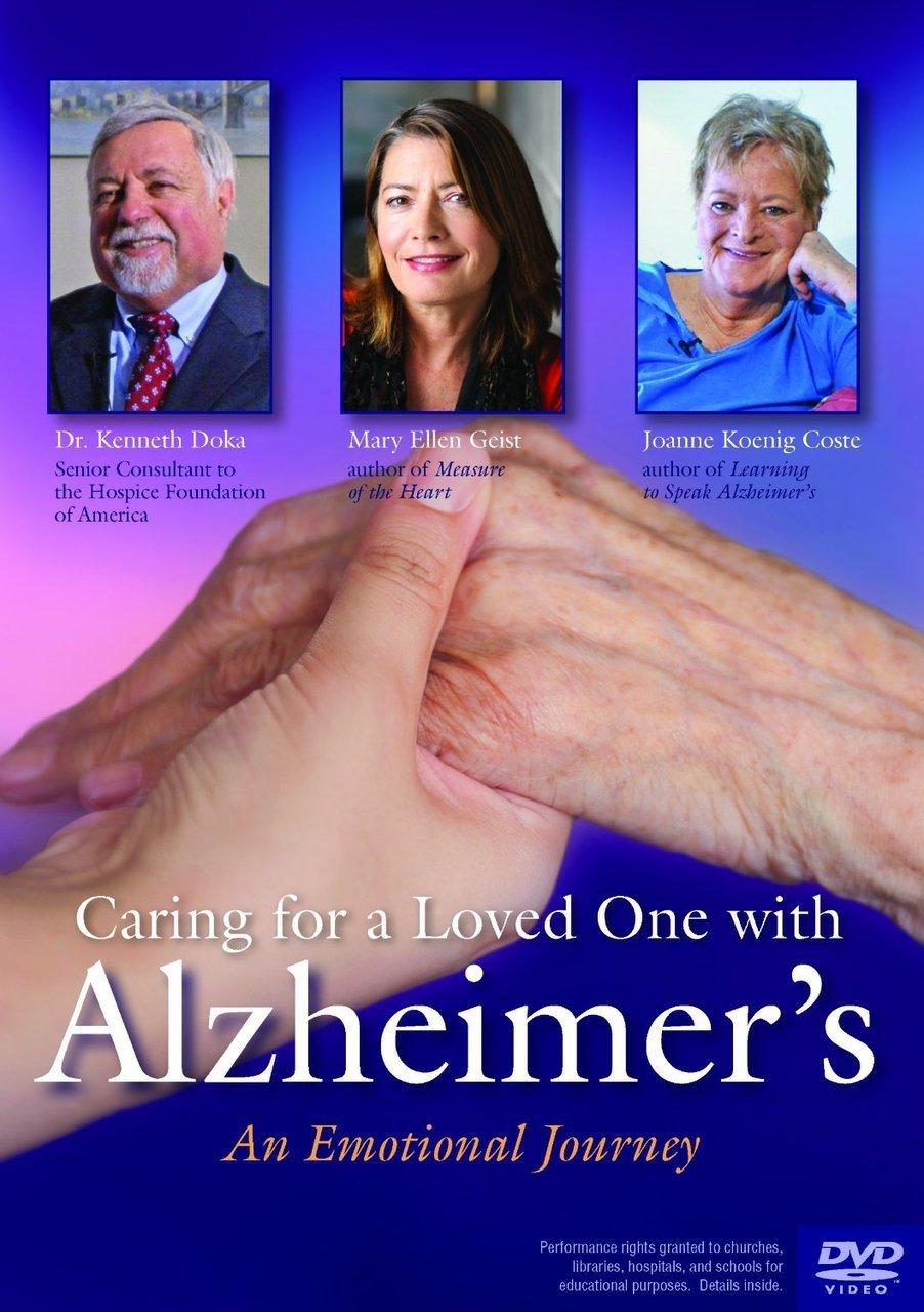 Alzheimer s   an emotional journey dvd