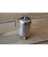 Antique 1800s William Hutton and Sons Silverplated Sugar Jar - $39.60