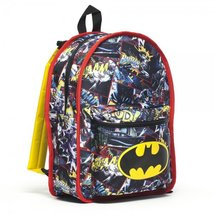 Batman: Logo / Collage Reversible Backpack *NEW* - $79.99