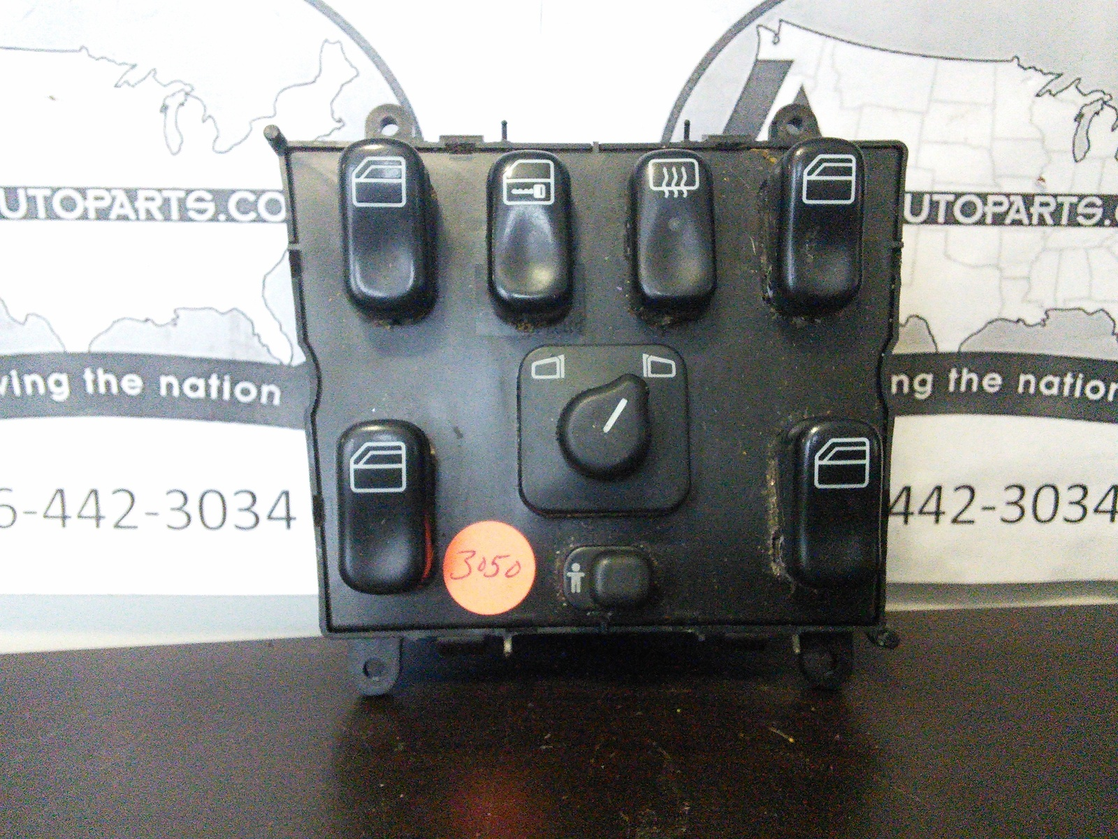 1998 1999 2000 2001 2002 2003 mercedes 163 ml320 master for 1999 mercedes ml320 window switch