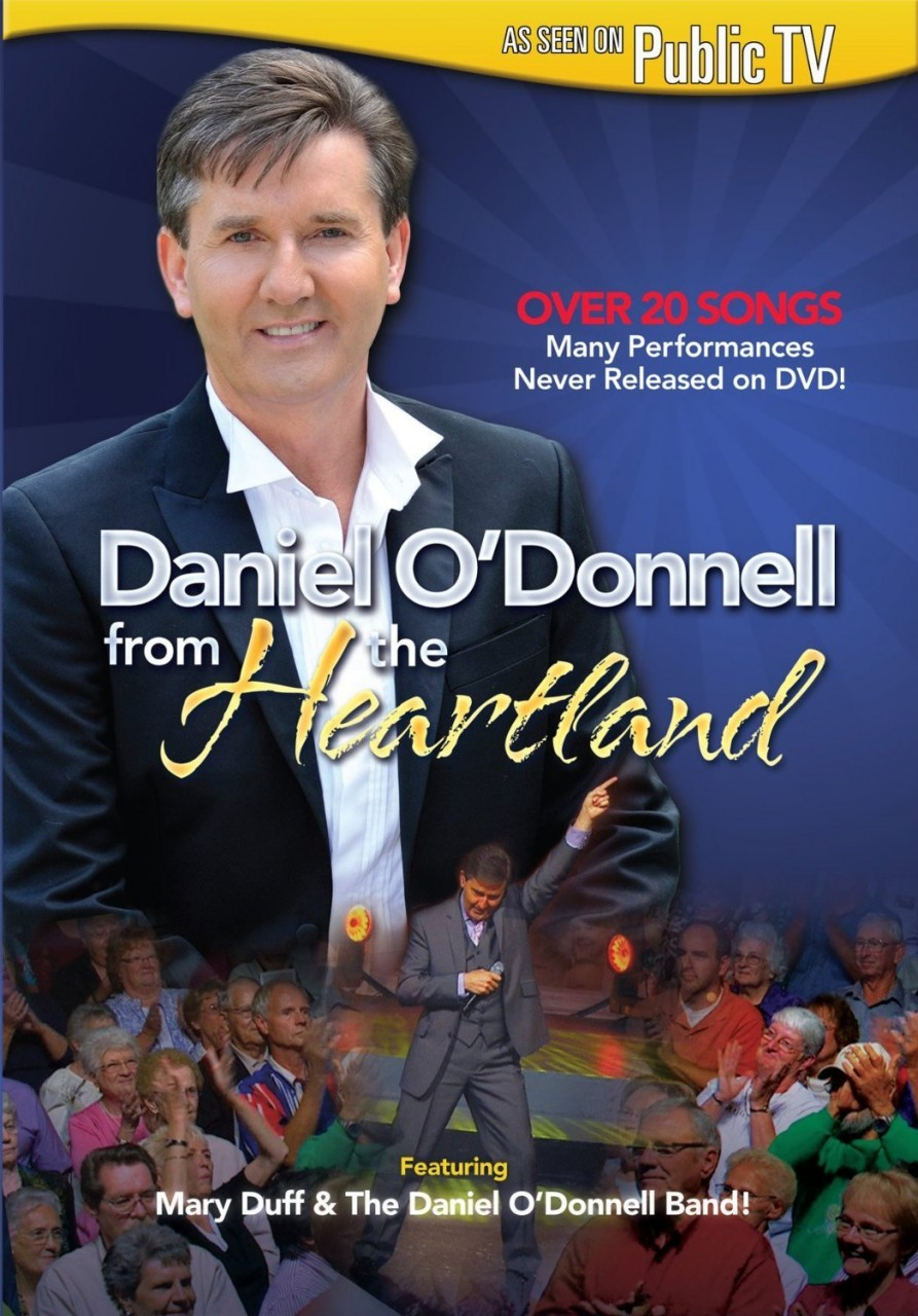 From the heartland dvd by daniel o donnell