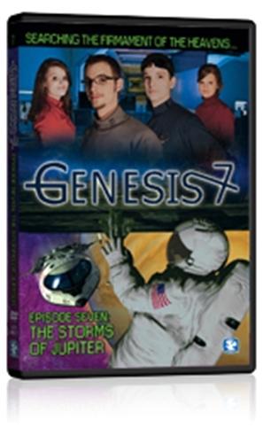 Genesis 7   episode seven the storms of jupiter