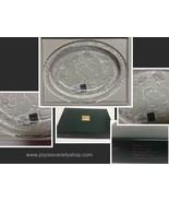 "MIKASA Nativity Plaque Crystal Plate Christmas NIB Germany 9.25"" - $23.99"