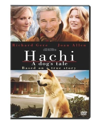 Hachi a dog s tale  dvd