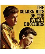 Golden Hits [Audio CD] Everly Brothers - $8.00