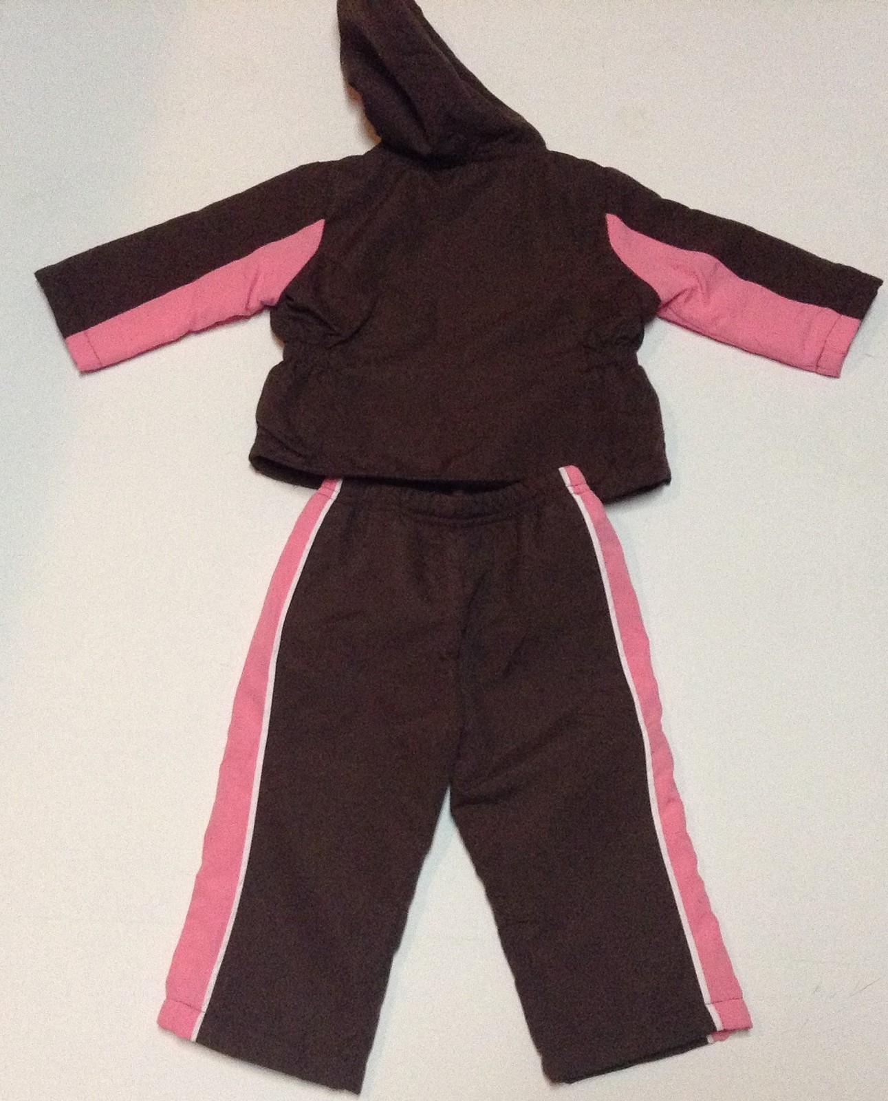 Okie Dokie DADDY'S GIRL Jump Suit 2 piece Sz 12 Months
