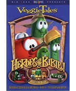 HEROES OF THE BIBLE (SHADRACH, JOSHUA, SAMARITAN) - $22.95