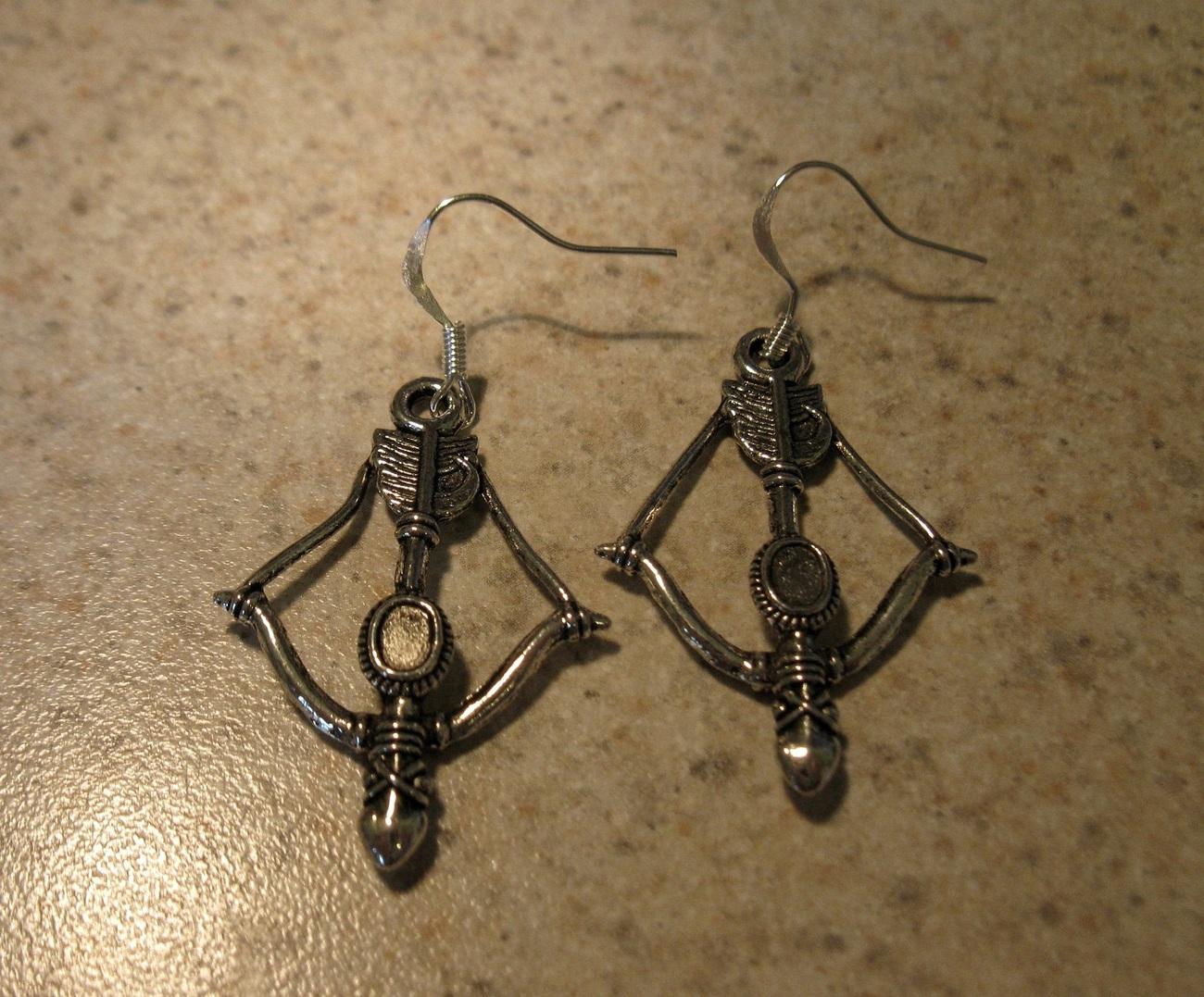 791 arrow earrings