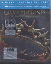 Game of Thrones: Season 2, DVD BOX SET (Blu-ray/DVD Combo + Digital Copy... - $55.00
