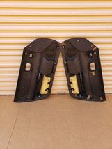 00-05 TOYOTA MR2 SPYDER DOOR CARD CARDS PANEL PANELS L&R image 8