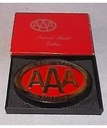 American Automobile Association Triple AAA Boxed National Award Embalm - $19.95
