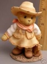 Cherished Teddies - Sierra - You're My Partner - Cowgirl - 466271 - $13.99