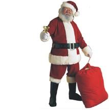 Christmas - Santa Claus Suit - Ultra Velvet - Size Standard - Pere Noel ... - $55.32
