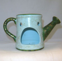 Butterfly Garden Watering Can Tart Burner Ceramic   image 2
