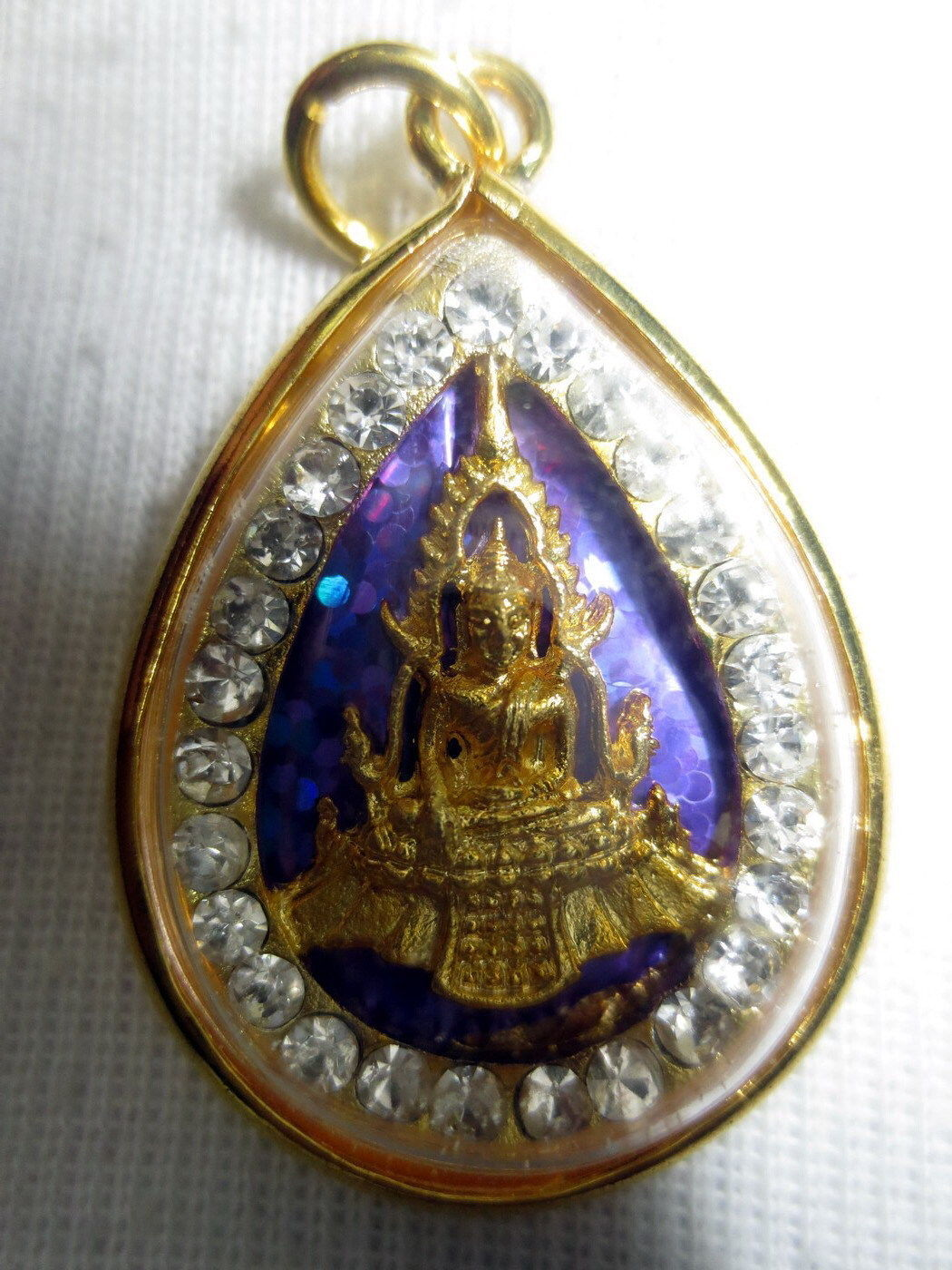 Primary image for Very Nice! Magic Phra Buddha Chinnarat Pendant Lucky & Rich Thai Buddha Amulets