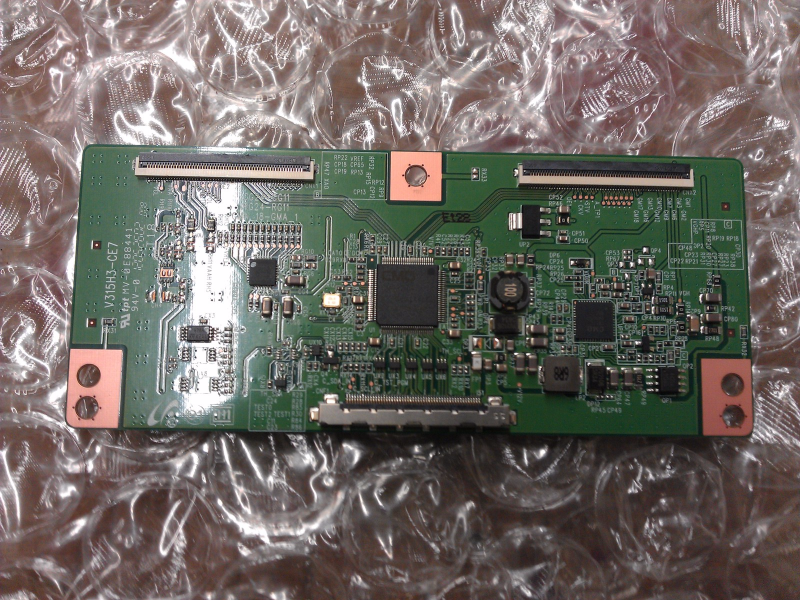 35-D060681 T Con Board From Sharp LC-42SV50U LCD TV