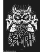 BRING ME THE HORIZON BMTH Evil Owl 29X43 Cloth ... - $9.58