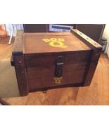 Vintage Don Q Rum Treasure Quest WOOD wooden CH... - $149.99