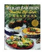 Weight Watchers' Healthy Life-style Cookbook [Jan 30, 1991] Weight Watch... - $5.40