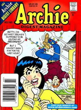 Archie Digest Magazine #160 VF/NM; Archie | save on shipping - details inside - $6.99