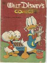 Walt Disney Comics and Stories #133 Oct 1951 - $10.95