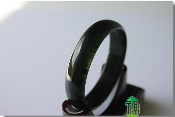 Free Shipping -   Custom size ( diameter 54MM -60 MM ) Elegant  Natural black Gr